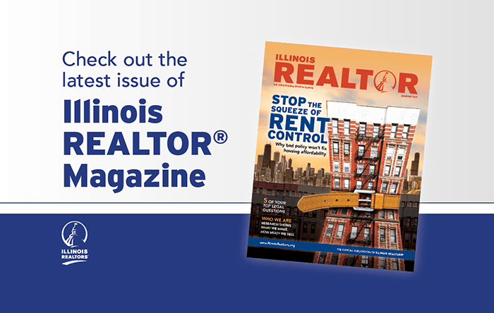 Illinois REALTORS Magazine Jan2019