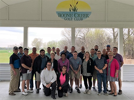 McHenry Chamber Golf League