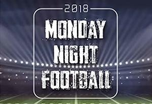 Monday Night Football Raffle Booklets