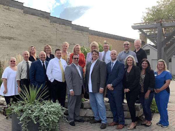 McHenry Area Chamber Board Photo